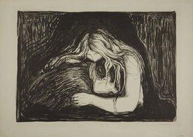 Edvard Munch: Vampyr II