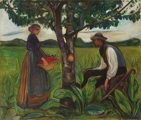 Edvard Munch: Fruchtbarkeit