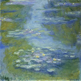 Claude Monet: Seerosen
