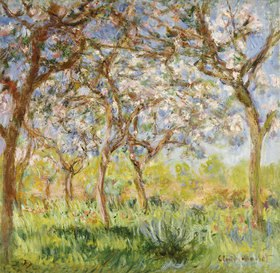 Claude Monet: Frühling in Giverny