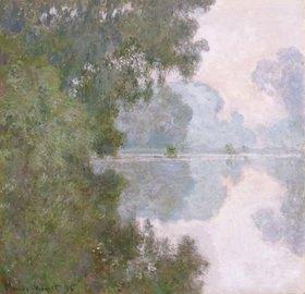 Claude Monet: Morgen an der Seine, nahe Giverny