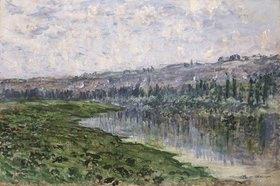 Claude Monet: Die Seine mit den Hügeln von Chantemsle