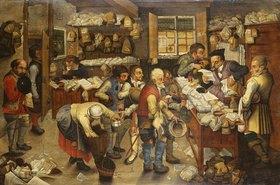 Pieter Brueghel d.J.: Zahltag