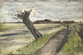 Vincent van Gogh: Gekappte Weide