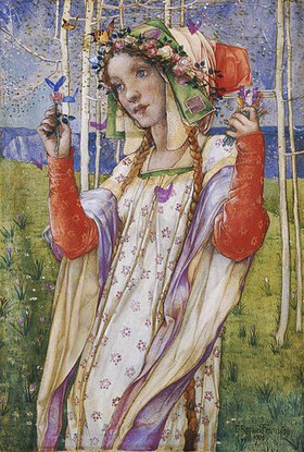 Edward Reginald Frampton: Märchenland