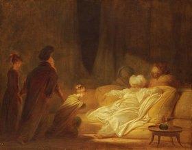 Jean Honoré Fragonard: Der Pascha