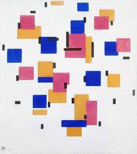 Piet Mondrian: Wald bei Oele