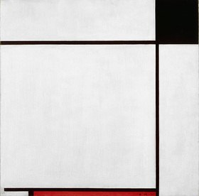 Piet Mondrian: Komposition