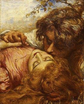 Henry John Stock: Der Kuss