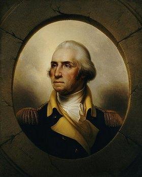 Rembrandt Peale: George Washington