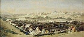 Francisco José de Goya: Die Wiese des heiligen Isidro