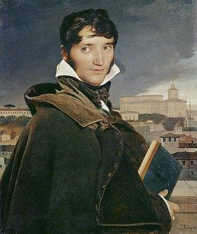 Jean Auguste Dominique Ingres: Bildnis des Malers Francois Marius Granet