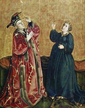 Konrad Witz: Kaiser Augustus und die Tiburtinische Sibylle