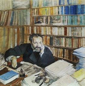 Edgar Degas: Edmond Duranty