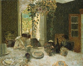 Edouard Vuillard: Das Speisezimmer
