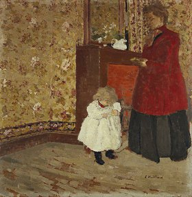 Edouard Vuillard: Mutter mit Kind