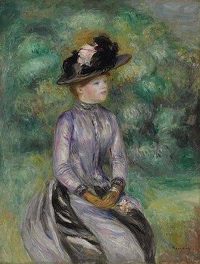 Auguste Renoir: Adrienne