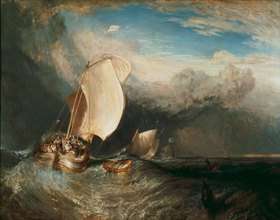 Joseph Mallord William Turner: Fischerboote
