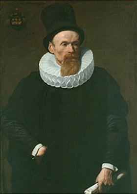 Gerard Douffet: Bildnis eines Mannes