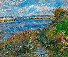 Auguste Renoir: Die Seine-Ufer bei Champrosay