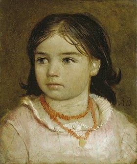 Arnold Böcklin: Böcklins Tochter