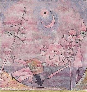 Paul Klee: Scene am Wasser