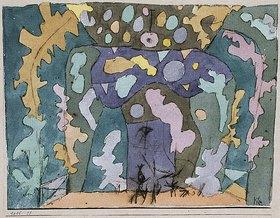 Paul Klee: Theater, Kleines Bühnenbild