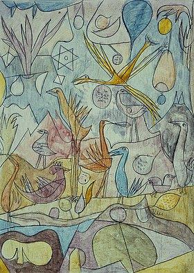 Paul Klee: Vogelsammlung
