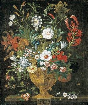 Pieter Casteels III: Die zwölf Monate. Ein floraler Kalender - September