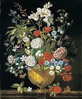 Pieter Casteels III: Die zwölf Monate. Ein floraler Kalender - Juli