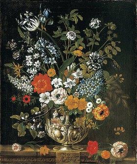 Pieter Casteels III: Die zwölf Monate. Ein floraler Kalender - Mai