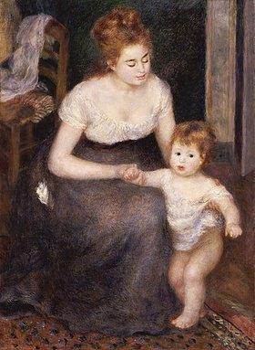 Auguste Renoir: Die ersten Schritte