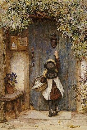 Arthur Hopkins: Die kleine Besucherin