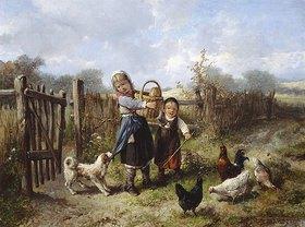 Mari (Johann M. Henri) Ten Kate: Der eigensinnige Hund