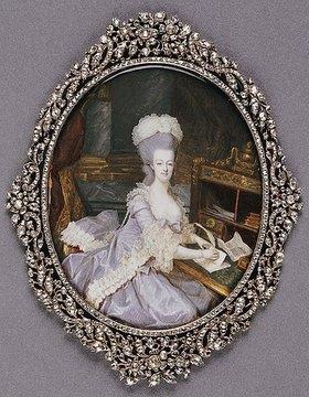Francois Dumont: Königin Marie Antoinette