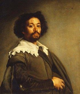 Diego Rodriguez de Velazquez: Portrait von Juan de Pareja