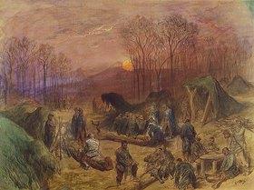 Gustave Doré: Ein Militärlager