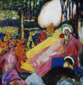 Wassily Kandinsky: Weißer Klang