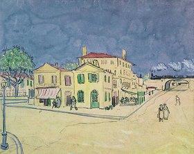 Vincent van Gogh: Das Gelbe Haus (Die Straße)