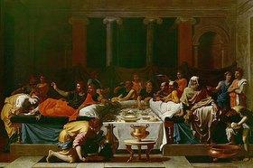 Nicolas Poussin: Das Bußsakrament. Aus: Die sieben Sakramente