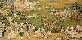 Chinesisch: Feierlichkeiten an einem See
