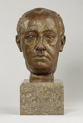 Georg Kolbe: Bildnis Francisco Franco