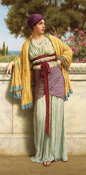 John William Godward: Cestilia