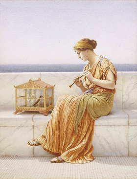 John William Godward: A Song without words