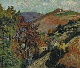 Jean-Baptiste Armand Guillaumin: Hügellandschaft