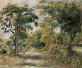 Auguste Renoir: Landschaft in der Mittagssonne