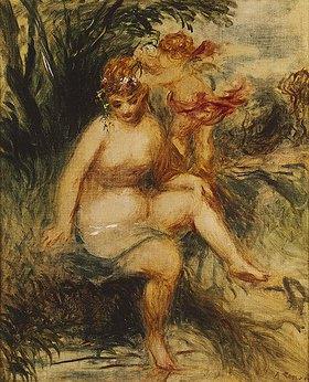 Auguste Renoir: Venus (Allegorie)
