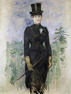 Edouard Manet: Amazone (Melle Henriette Chabot). 1882