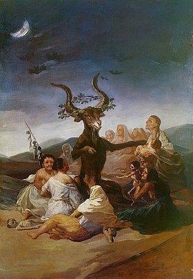 Francisco José de Goya: Hexensabbat