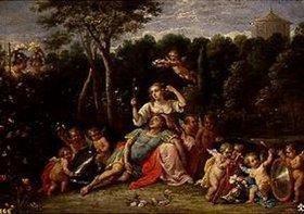 David Teniers: Der Garten der Armida